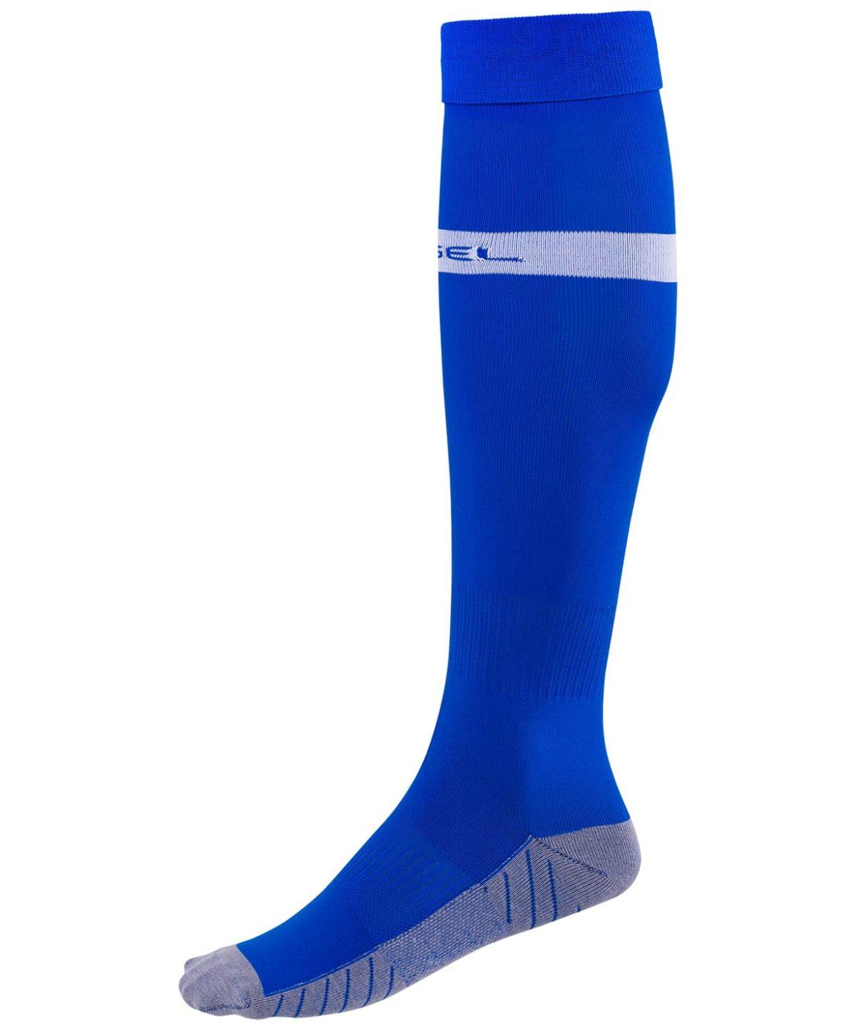 JOGEL Гетры футбольные, синий/белый  JA-003 - 1