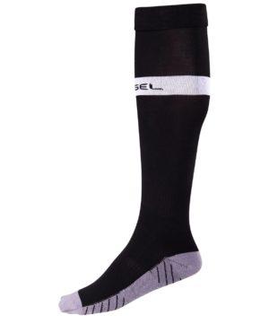 JOGEL Гетры футбольные, черный/белый  JA-003 - 15