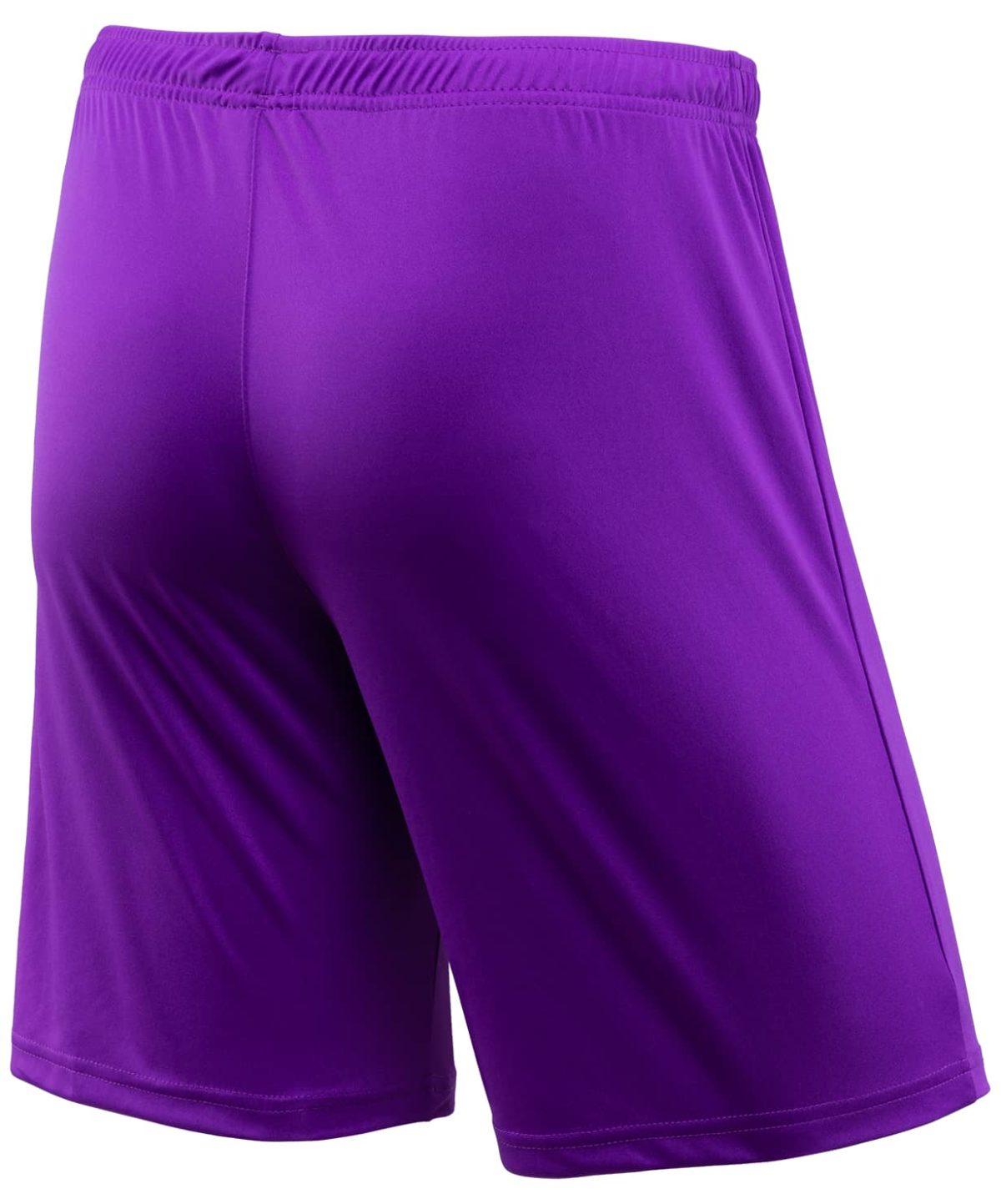 JOGEL CAMP Шорты футбольные детские, фиолетовый/белый  JFS-1120-V1-K - 2