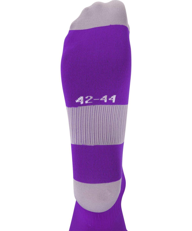 JOGEL Гетры футбольные Essentiаl, фиолетовый/серый  JA-006 - 3