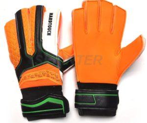 HARD TOUCH Перчатки вратарские  32007: оранжевый - 3