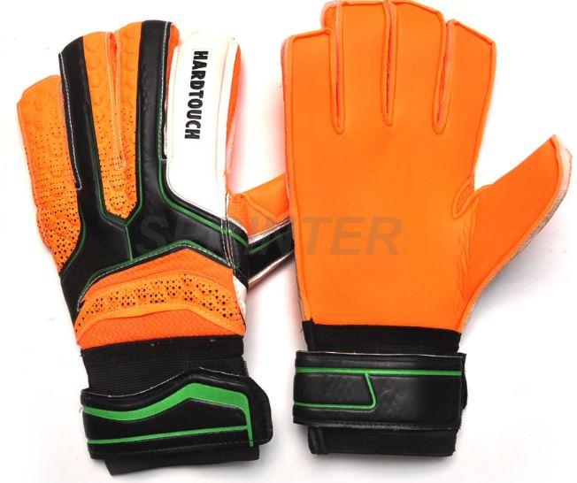 HARD TOUCH Перчатки вратарские  32007: оранжевый - 1