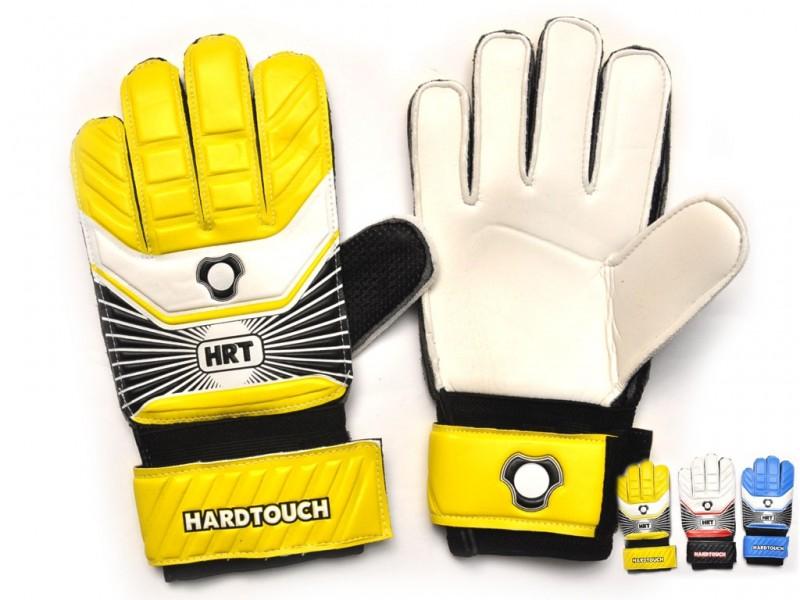 HARD TOUCH Перчатки вратарские  32008: жёлтый - 1
