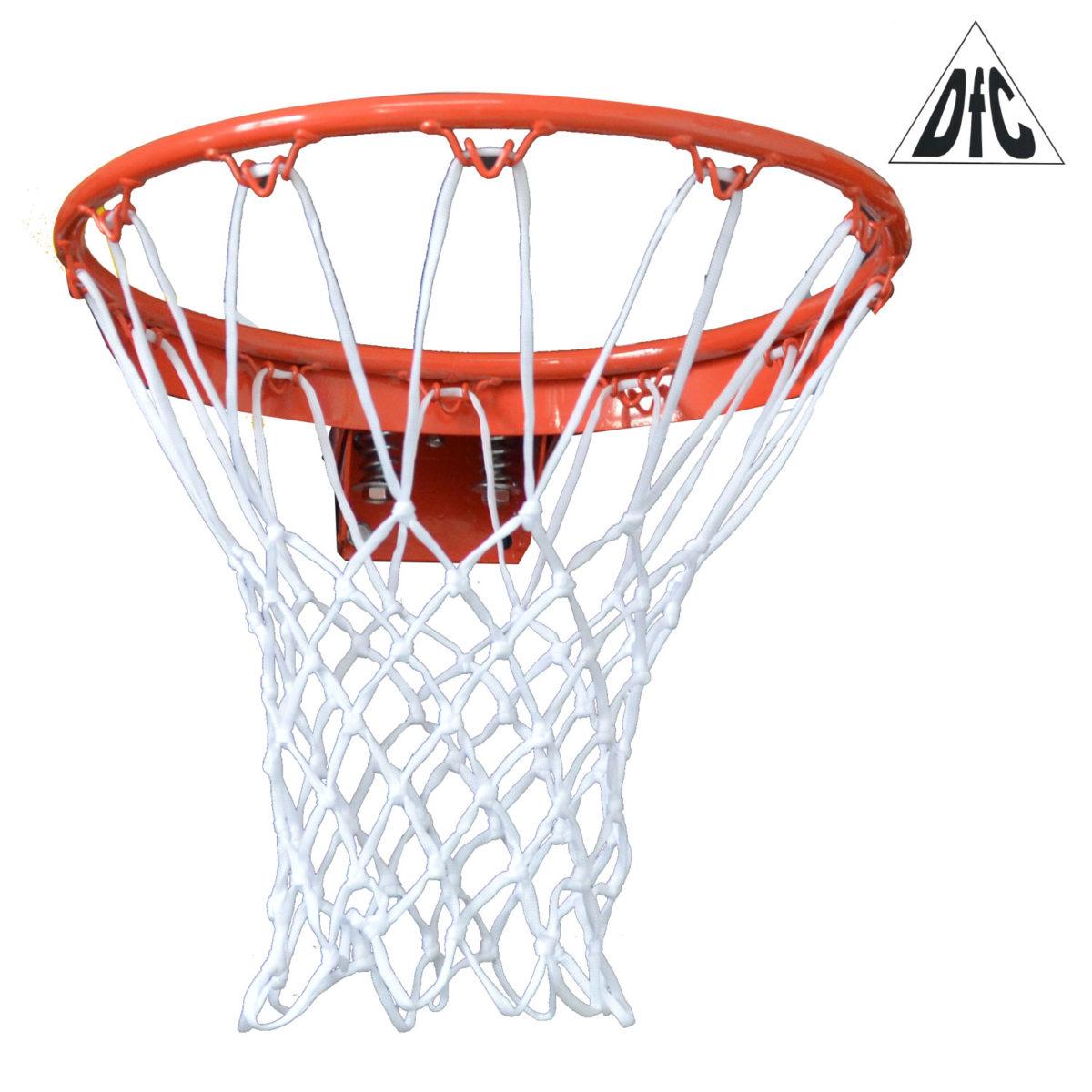 DFC Кольцо баскетбол. 45 см. 2 пружины  R3 - 2