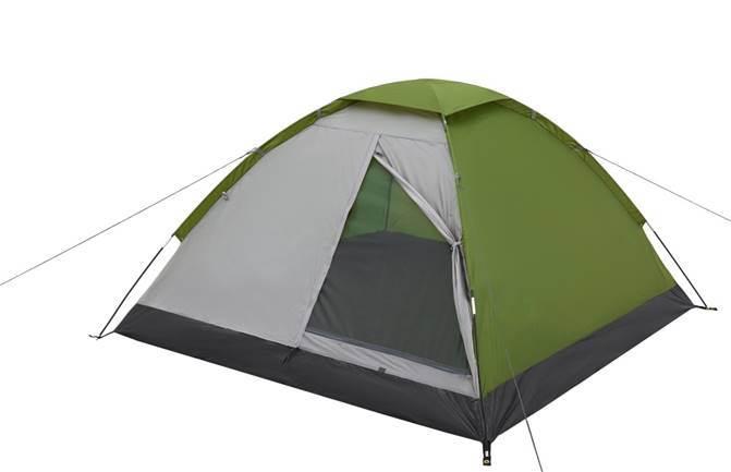 JUNGLE CAMP Lite Dome 3 Палатка  195x205x120  70812 - 1