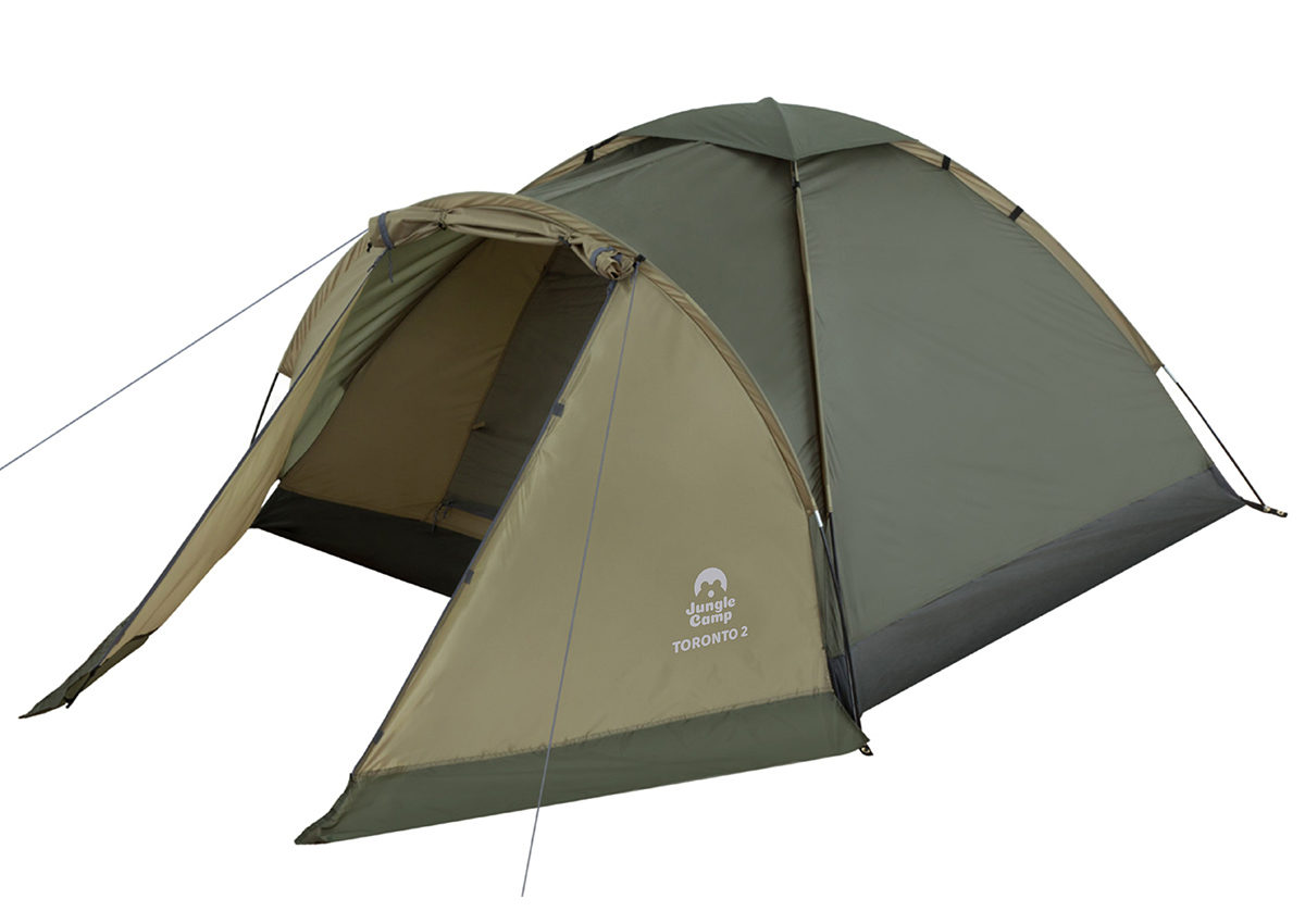 JUNGLE CAMP Toronto 3 Палатка  190x(210+100)x120  70815 - 1