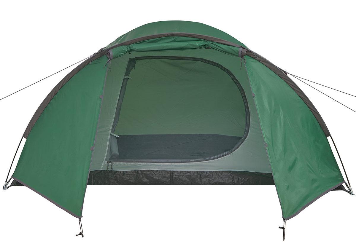 JUNGLE CAMP Vermont 2 Палатка  150x(210+80)x110  70824 - 2