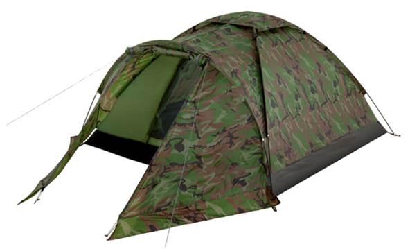 JUNGLE CAMP Forester 3 Палатка  70855 - 1
