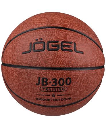 JOGEL Мяч баскетбольный JB-300 №6 - 1