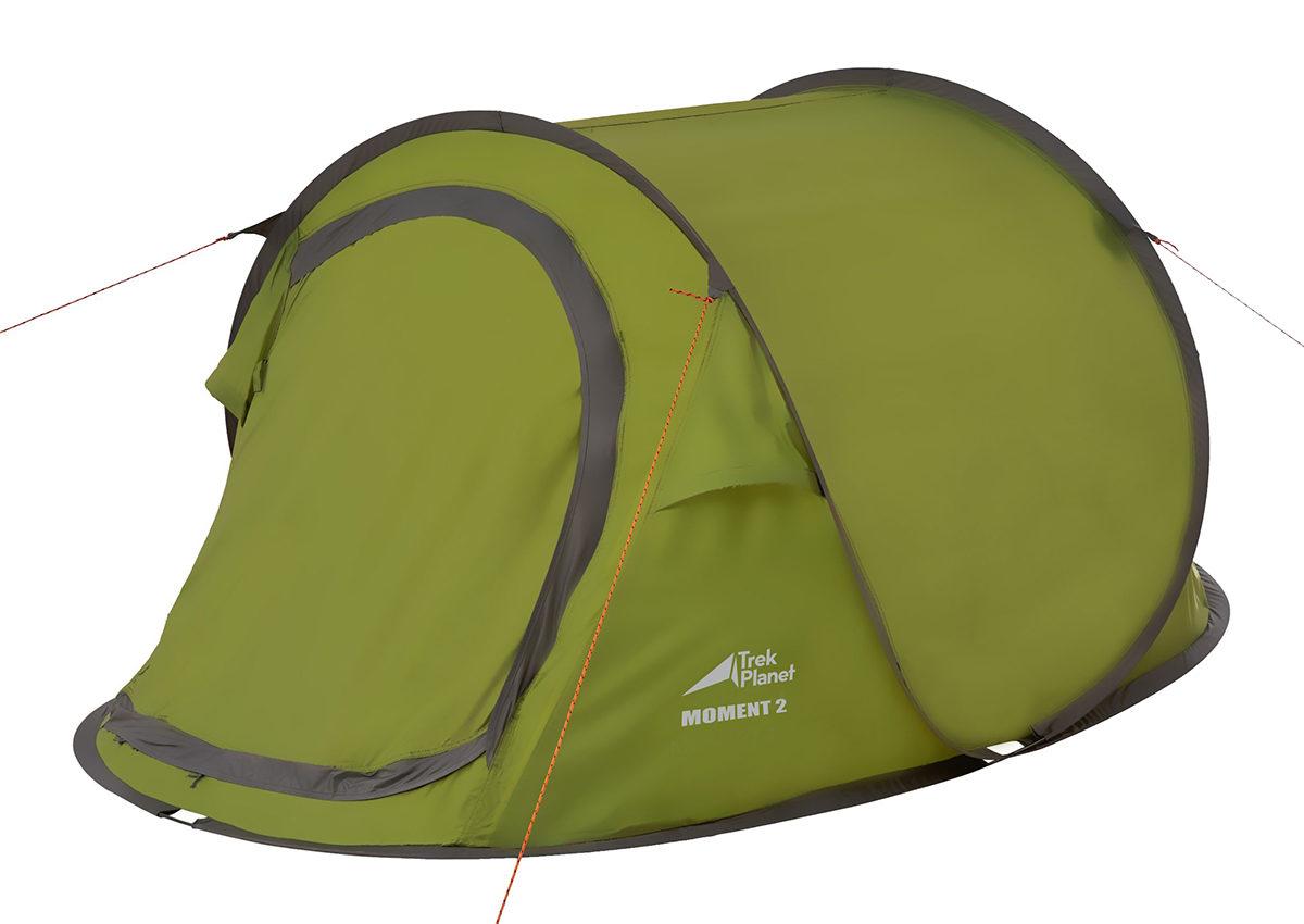 TREK PLANET Moment Plus 2 Палатка  245х145х95  70296 - 1