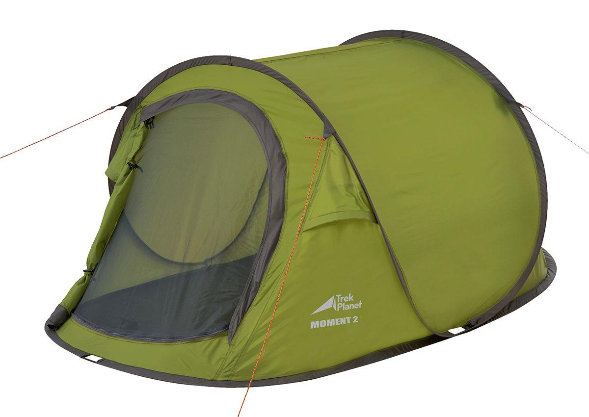 TREK PLANET Moment Plus 2 Палатка  245х145х95  70296 - 2