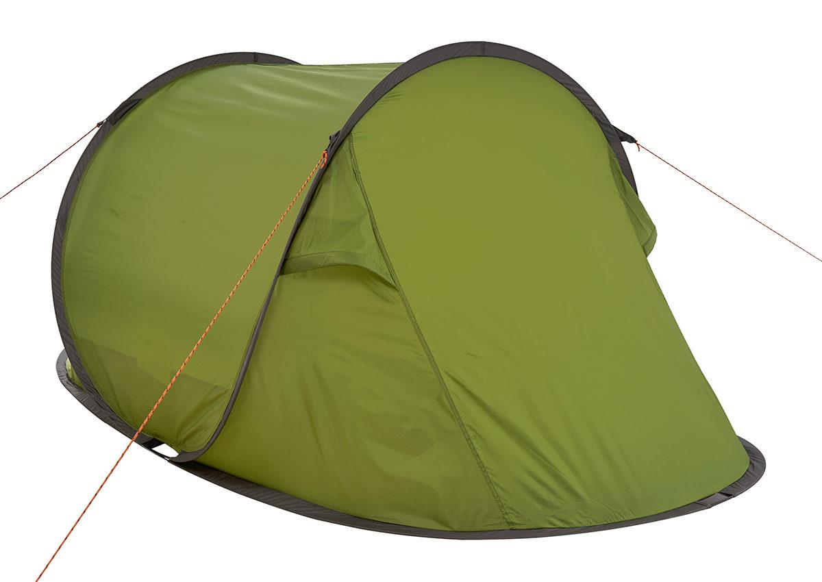 TREK PLANET Moment Plus 2 Палатка  245х145х95  70296 - 3