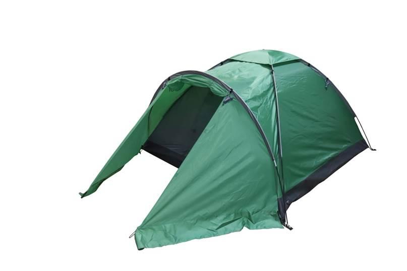 JUNGLE CAMP Toronto 4 Палатка  240x(210+120)x130  70816 - 1