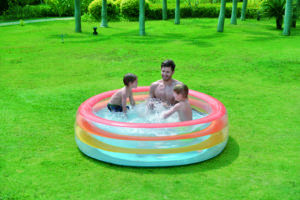 JILONG Colorful ribbou pool Бассейн  17395 - 4
