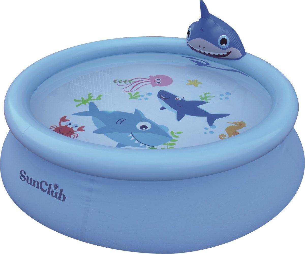 JILONG 3D Shark pool Бассейн  17822 - 2