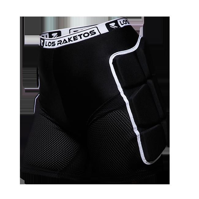 LOS RAKETOS SOFT Зщитные шорты с защитой копчика  LRP-004 - 1