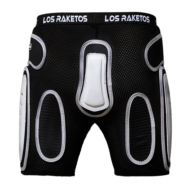 LOS RAKETOS COMBI Защитные шорты  LRP-001 - 2