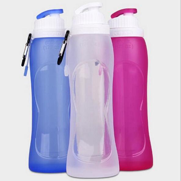 MY FRIDAY Бутылка для воды 500мл S3: розовый - 1