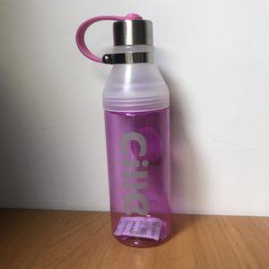 CILLE Бутылочка  для воды 670 мл 1707: розовый - 7