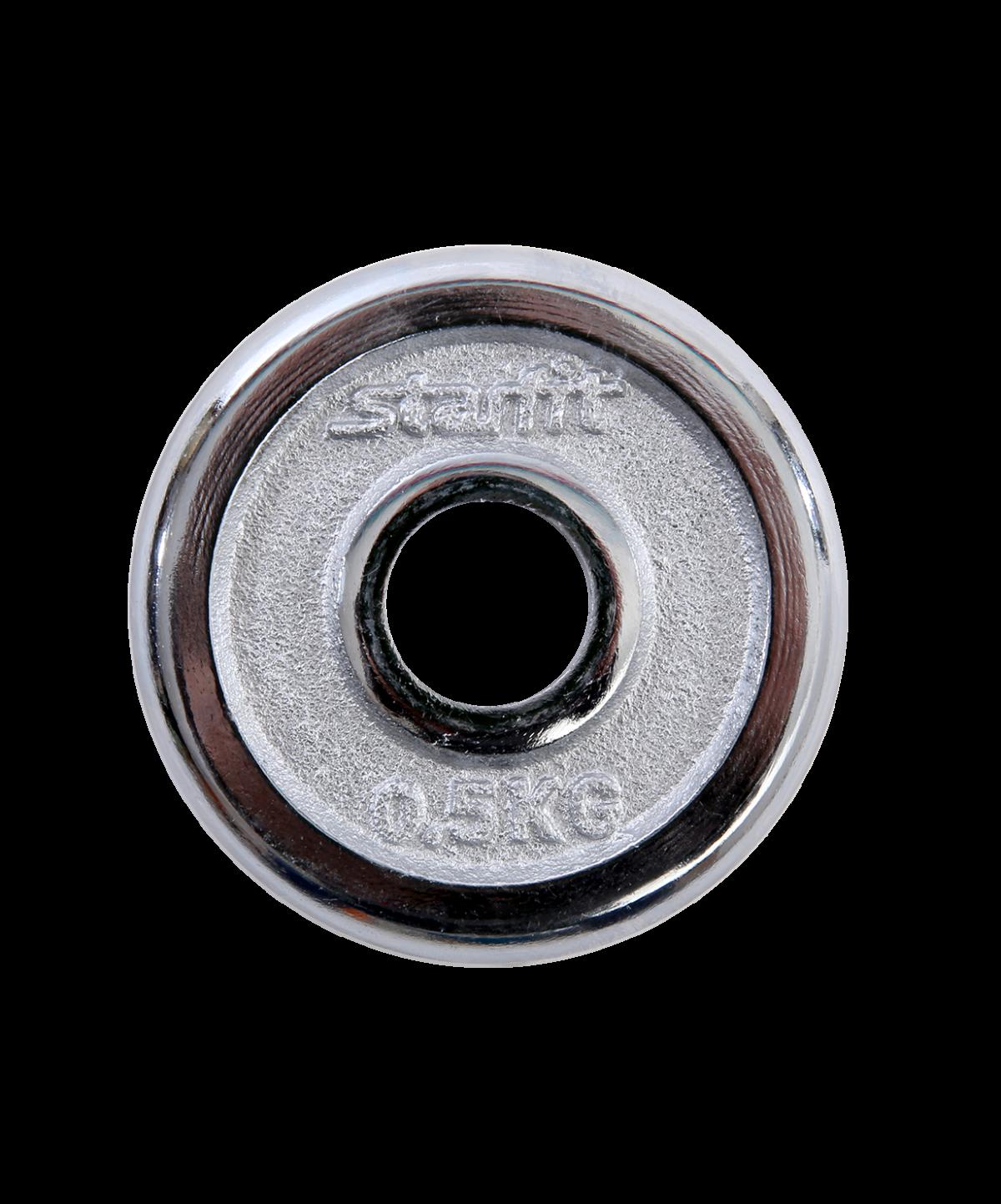 STARFIT Гантели хромированные разборные в чемодане 2 шт по 10 кг BB-501 - 5
