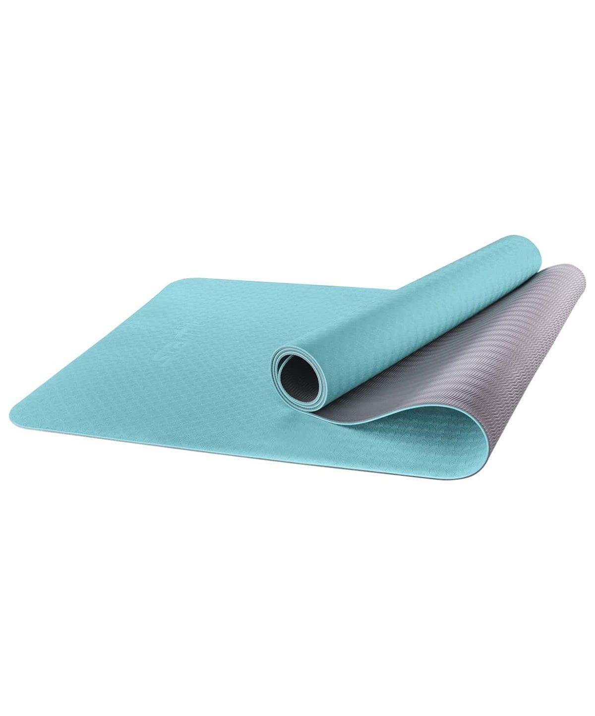 STARFIT Коврик для йоги FM-201 173х61х0,6 см - 1