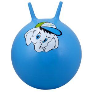 "STARFIT Мяч попрыгун ""Слоненок"",45см GB-401 слоненок: синий - 7"