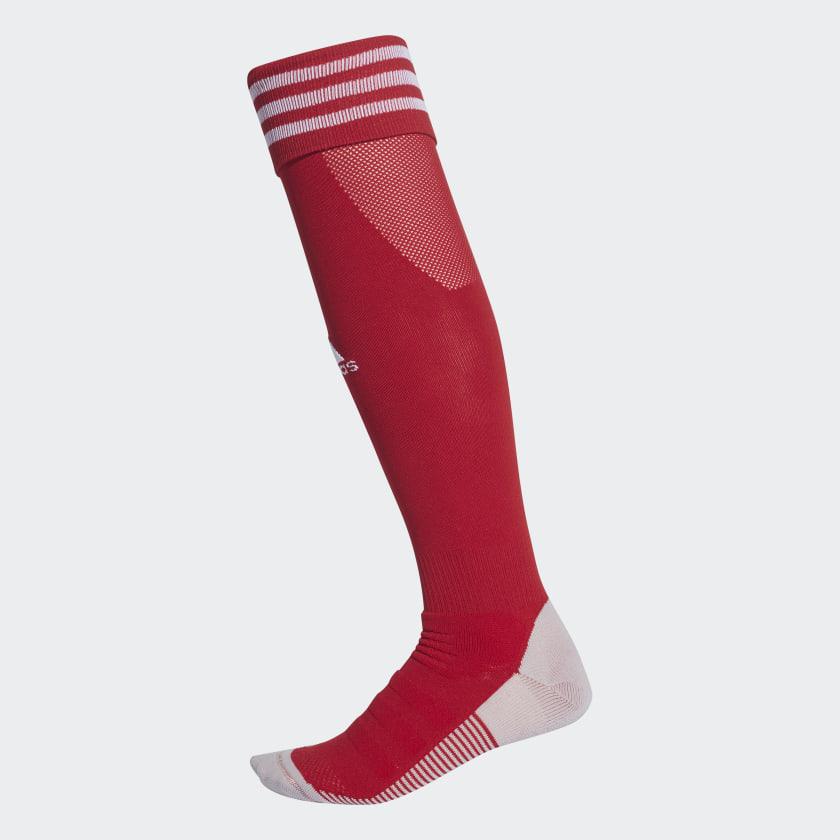 ADIDAS Гетры футбольные  62587171: красный - 1