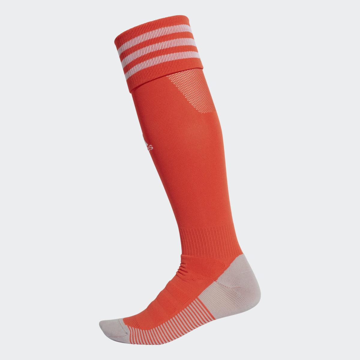 ADIDAS Гетры футбольные  62587171: оранжевый - 1