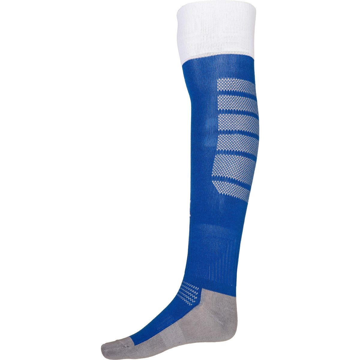 NIKE Гетры  Г002: синий/белый - 1