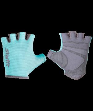 STARFIT Перчатки для фитнеса SU-127 : мятный/серый - 20