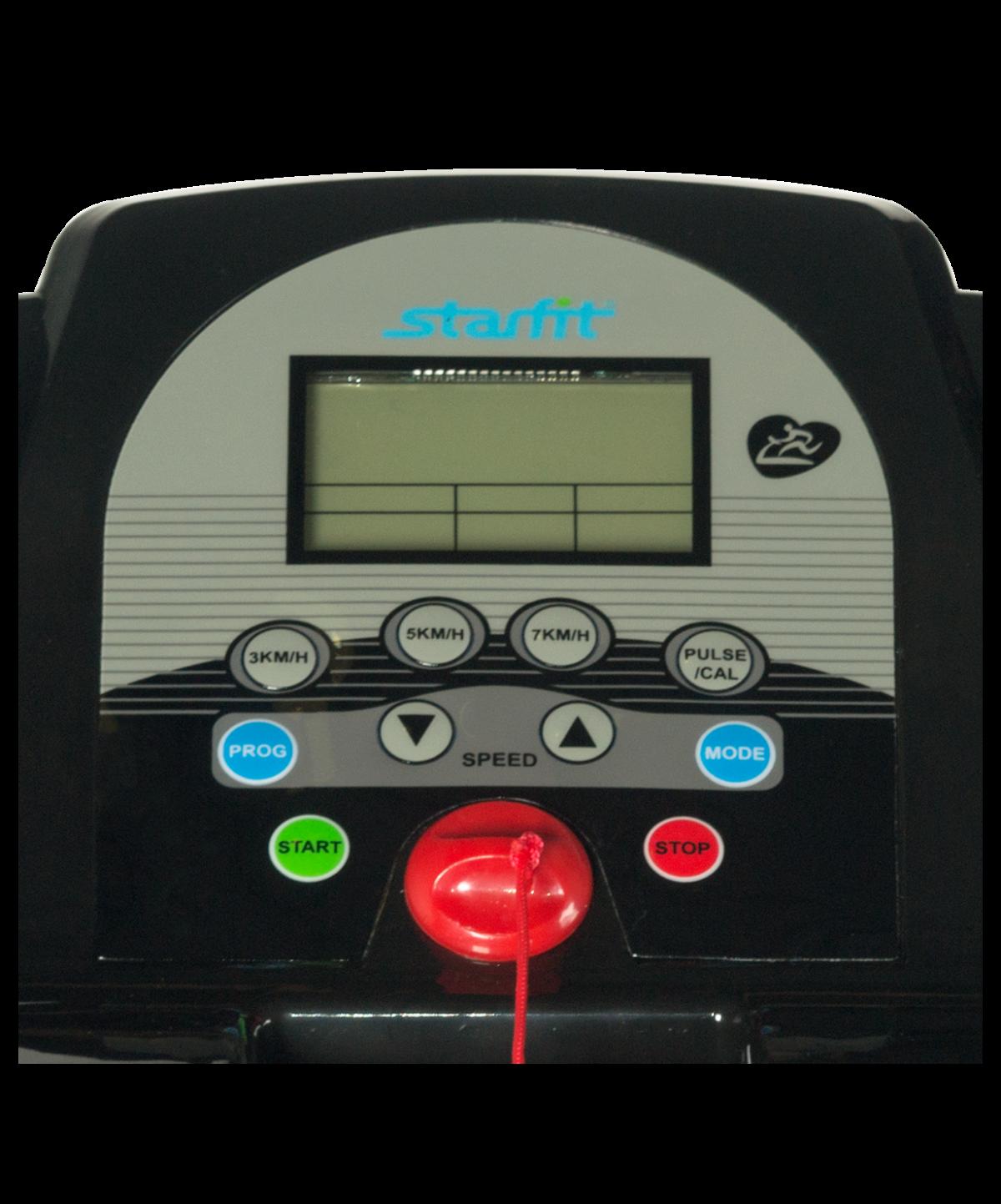STARFIT Беговая дорожка электрическая Synergy  TM-303 - 4