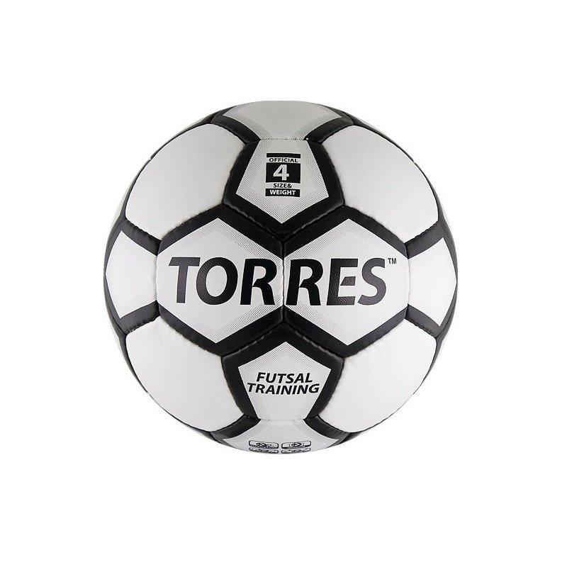 TORRES Futsal Training Мяч футзальный  F30104 №4 - 1