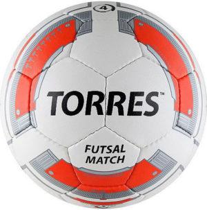 TORRES Futsal Match Мяч футзальный  F30064 №4 - 16