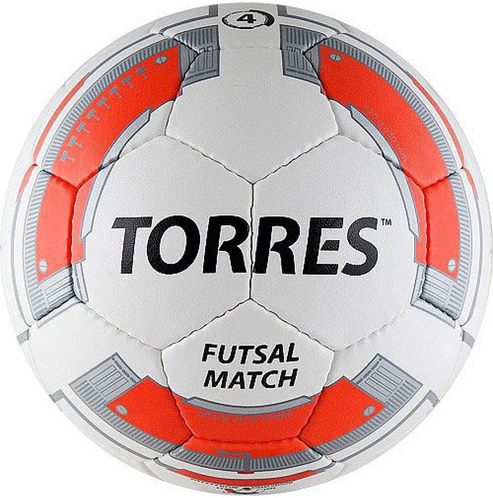 TORRES Futsal Match Мяч футзальный  F30064 №4 - 1