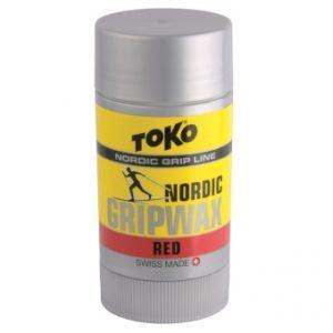 TOKO Мазь держания Nordic Grip Wax Red 25 гр.  5508752 - 19