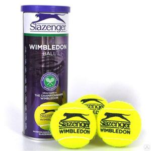 SLEZENGER Мяч для большого тенниса Winmbledon  340885 - 5