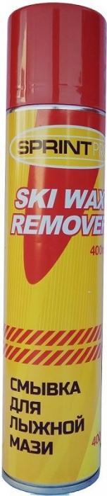 SPRINT Аэрозоль смывка для удаления лыжных мазей 400 мл.  I400 - 6