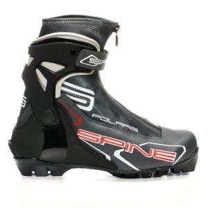 NNN SPINE Polaris 85 Ботинки лыжные: чёрный - 17