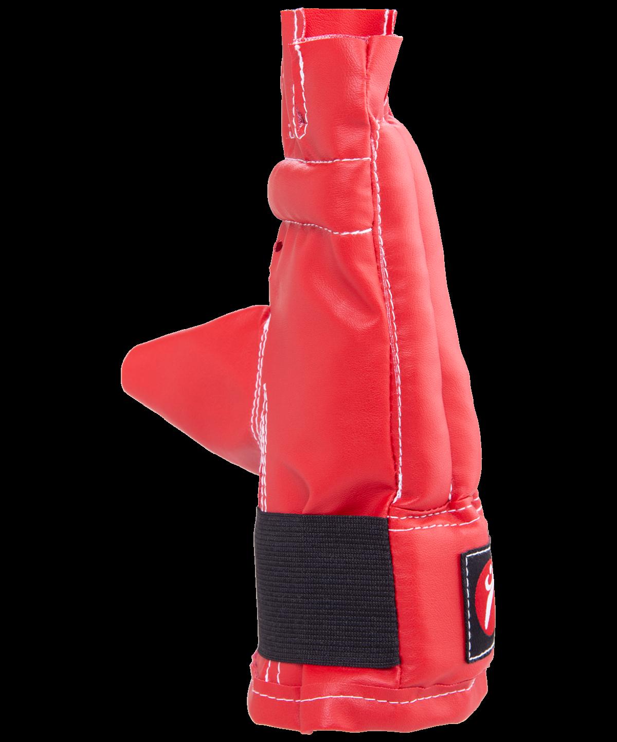 RUSCO Перчатки снарядные шингарды  142: красный - 2