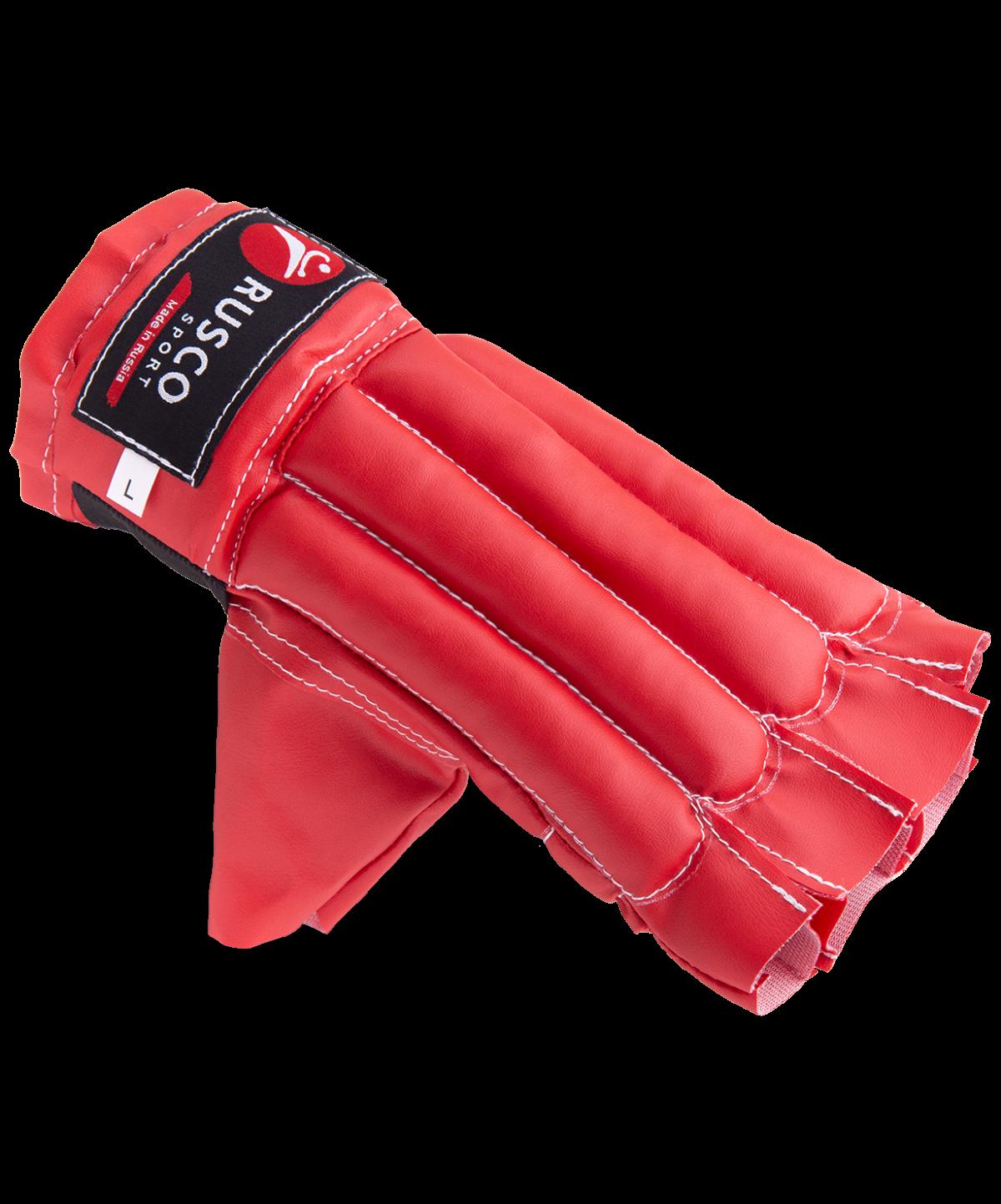 RUSCO Перчатки снарядные шингарды  142: красный - 3