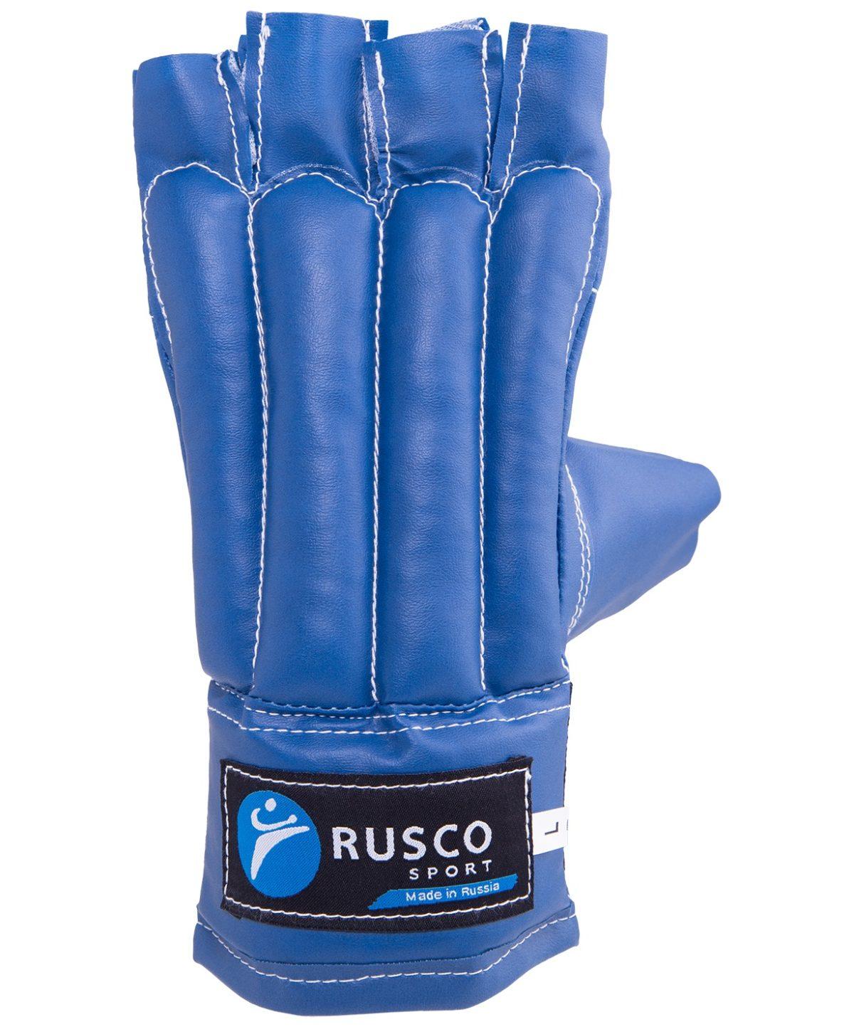 RUSCO Перчатки снарядные шингарды  142: синий - 1