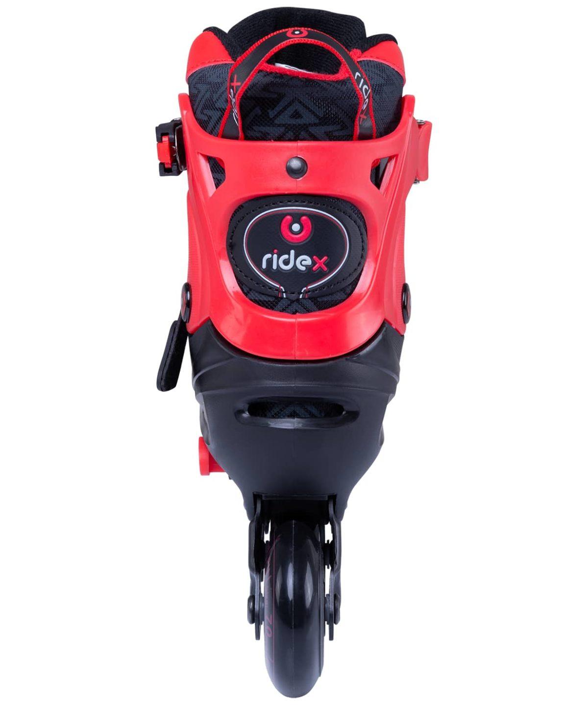 RIDEX Ролики раздвижные алюминиевая рама  Area Red - 5