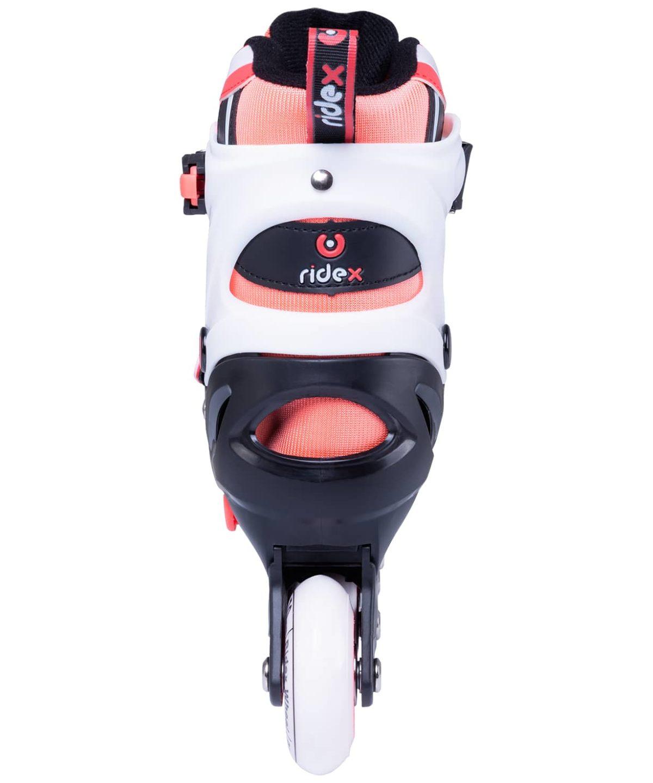RIDEX Ролики раздвижные, пластиковая рама  Joker Coral - 5