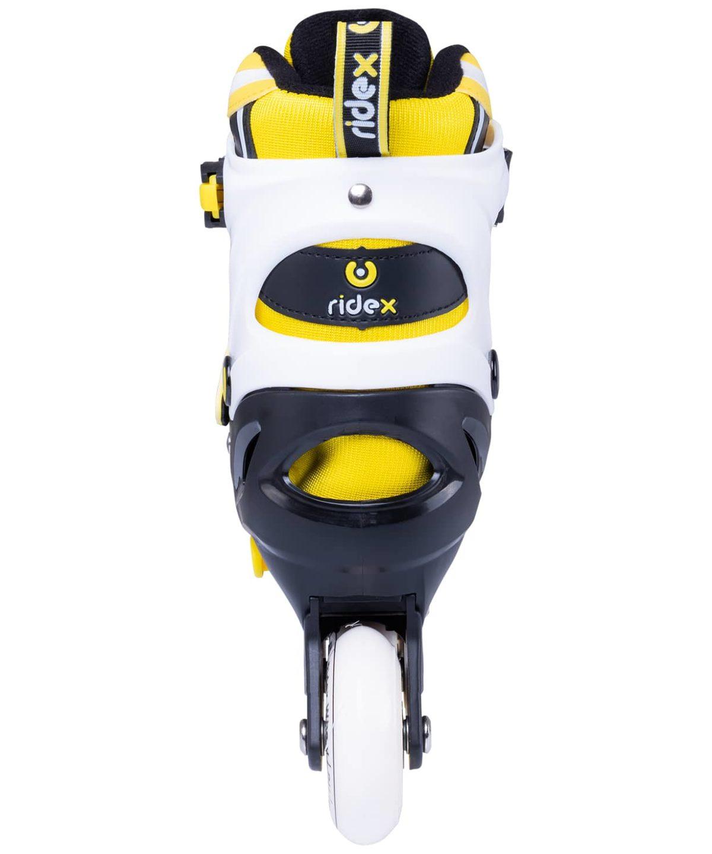 RIDEX Ролики раздвижные, пластиковая рама  Joker Yellow - 5