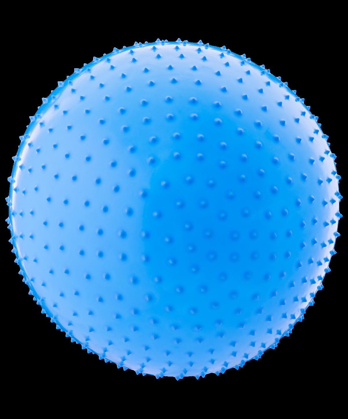 STARFIT Мяч гимнастический массажный 55см GB-301 : синий - 1