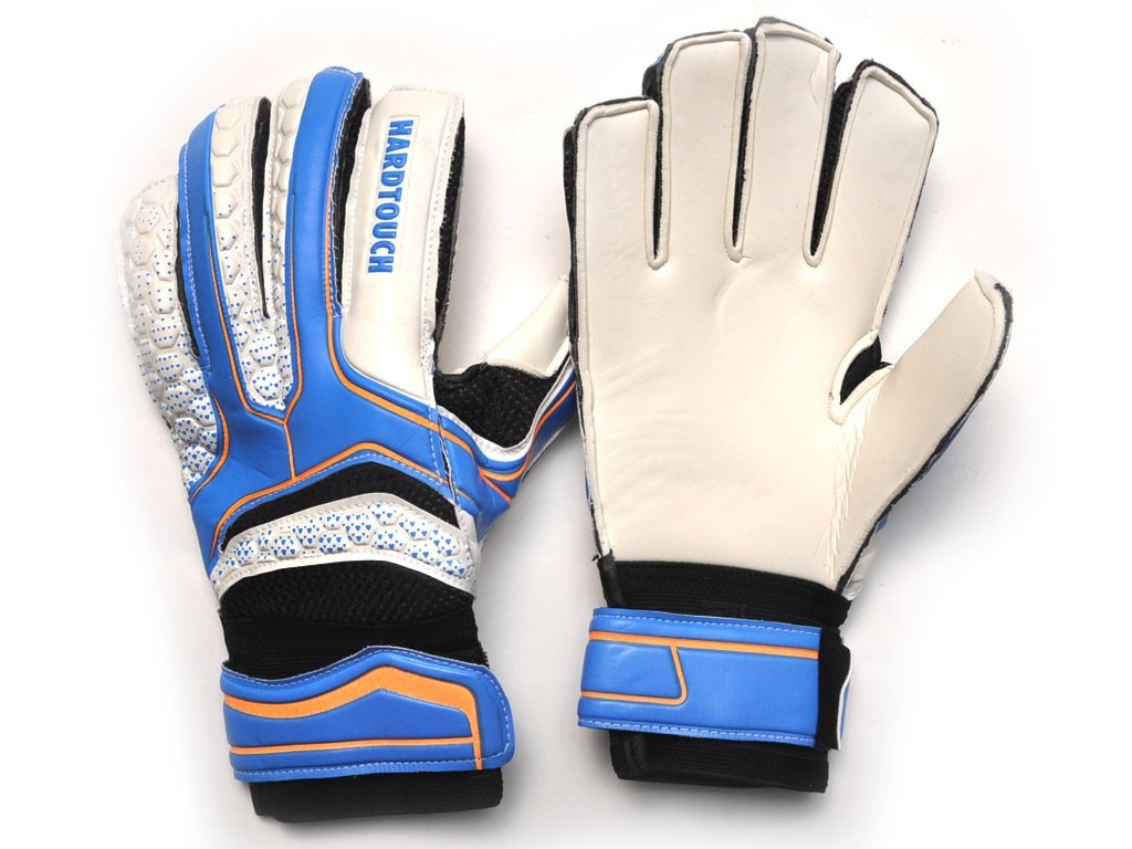 HARD TOUCH Перчатки вратарские  32007: синий - 1