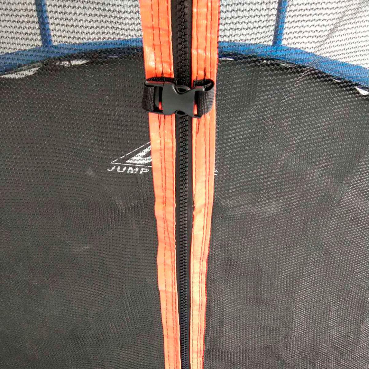 DFC Батут DFC JUMP BASKET с внутр. сеткой, лестница (244 см) - 3