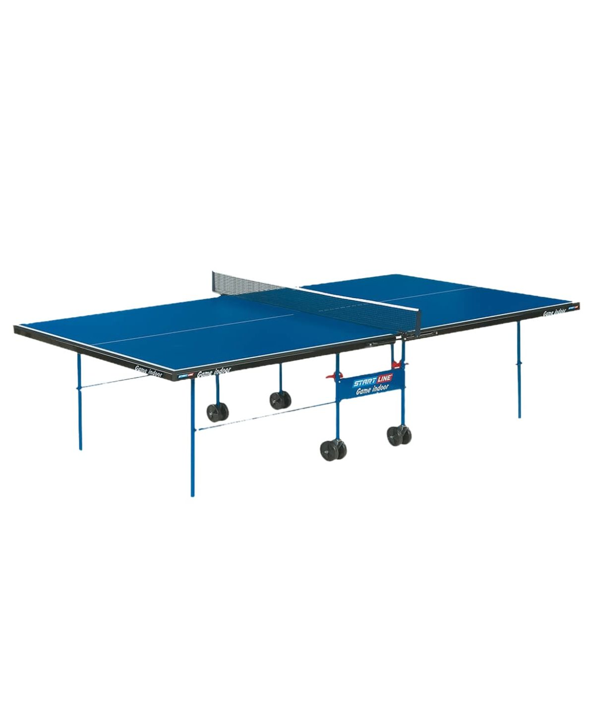 START LINE Game Indoor Cтол для настольного тенниса c сеткой  2374 - 1
