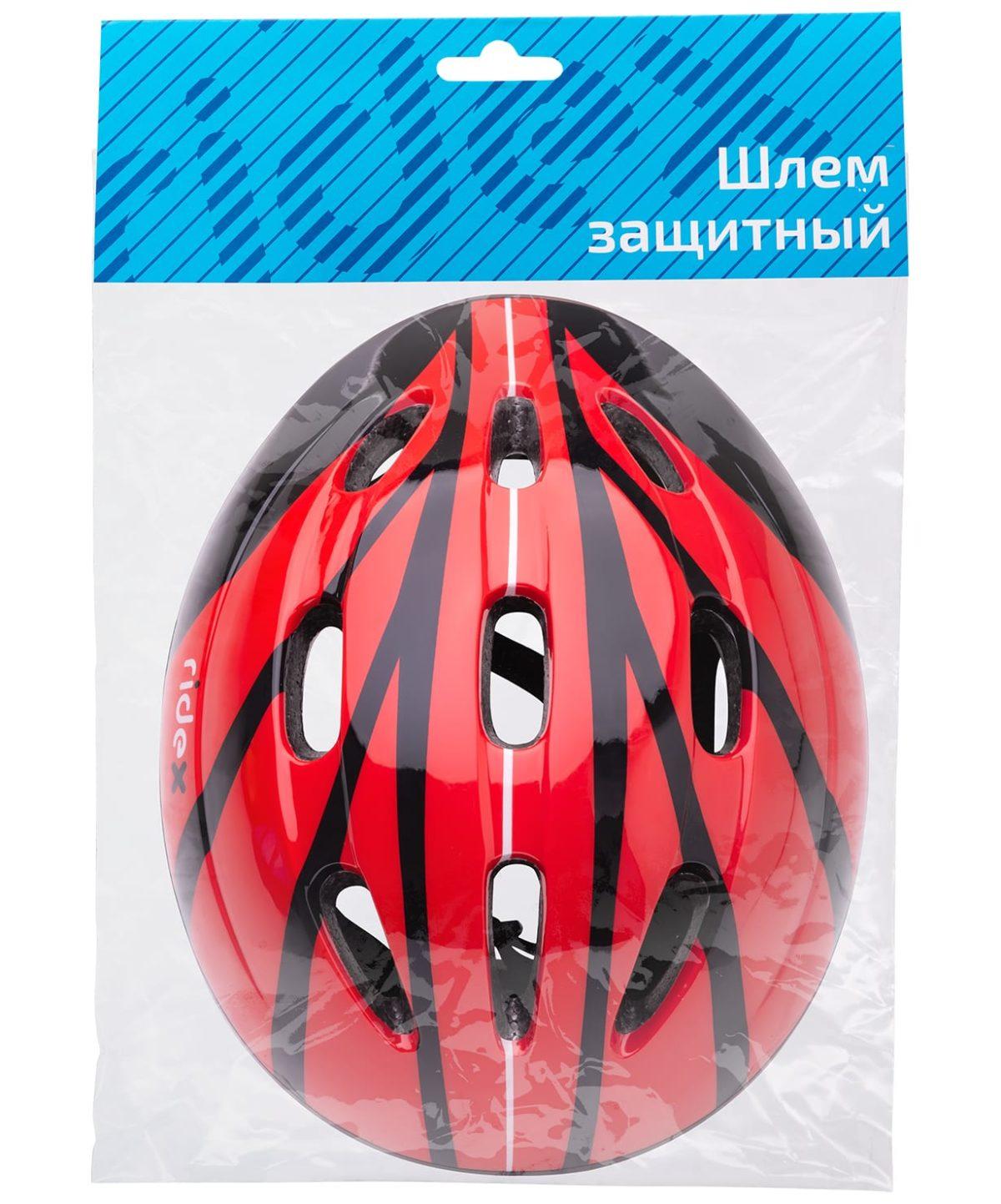 RIDEX Шлем защитный Rapid: красный - 2