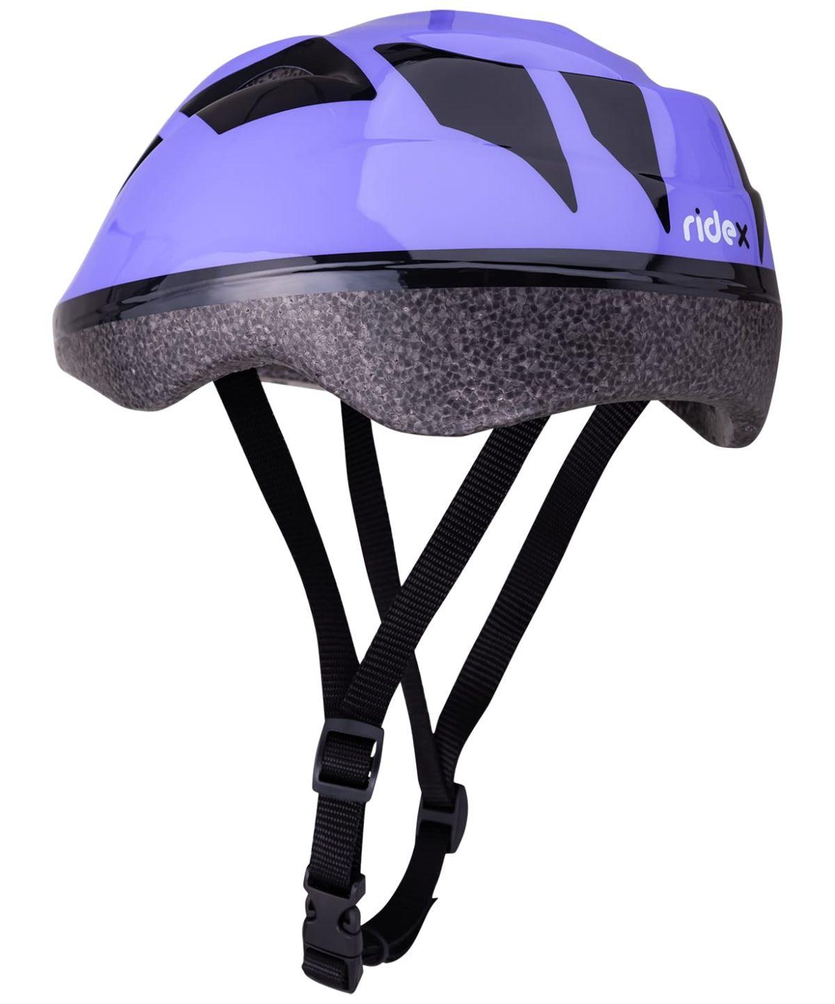 RIDEX Шлем защитный: фиолетовый - 2